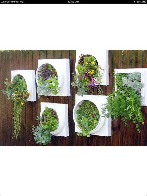 living walls modern indoor pots  planters
