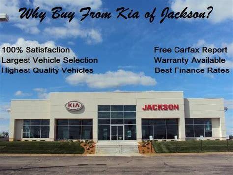 kia jackson mi kia of jackson jackson mi 49203 car dealership and