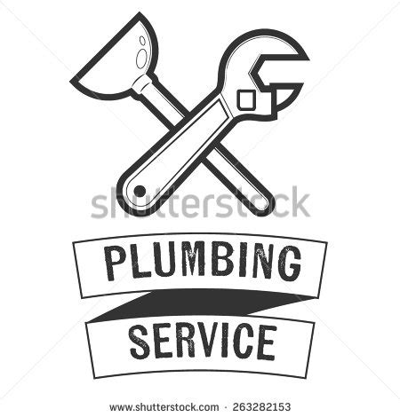 Plumbing Logos by Stock Images Similar To Id 90394135 Doodle Style Plumber Or
