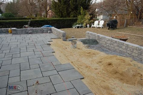 Paver Patio Nj by Patios Terraces New Jersey 10 Mkd Paving Masonry