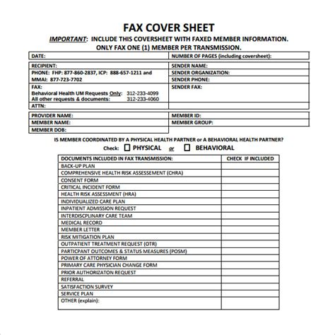printable calendar cover page search results for free printable fax cover sheets