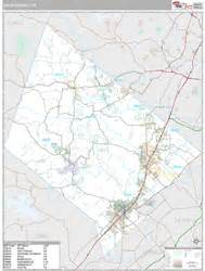 hays county map hays county tx wall map premium style by marketmaps