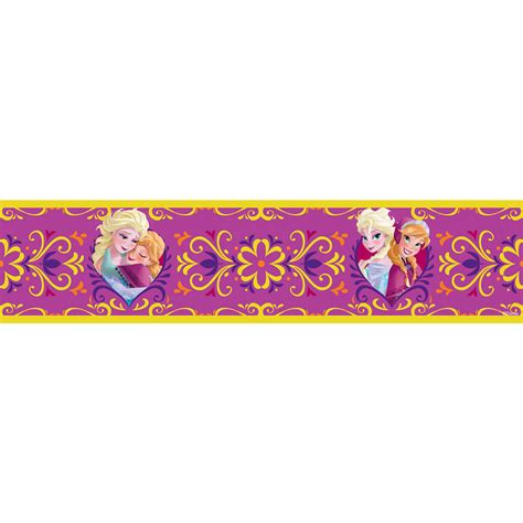 Wallpaper 5m disney frozen elsa and wallpaper border 5m
