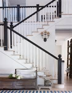 black handrails for stairs marvelous mondays black stair railings em for marvelous