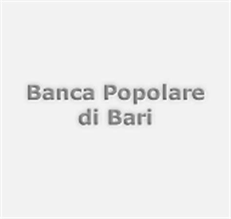 banche on line mutui popolare di bari calcolo rata mutuo casa on line