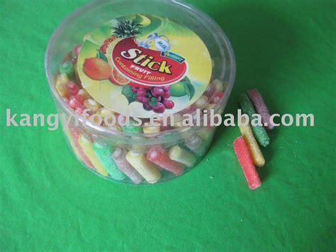 Permen Jelly Stick jojo gummy rope gummy products china jojo gummy rope gummy supplier