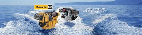 caterpillar boat engines marine engines applications eneria romania