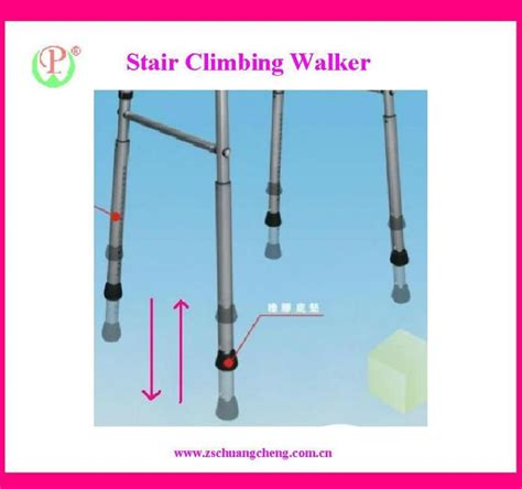 Gold Product Walker Walking Aid portable stair climbing walking aid stair and slope