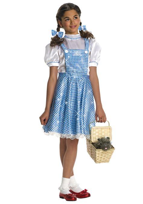 Dorothy Costume Kids Sequin Dorothy Costume