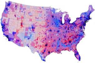 us electoral map by population u s electoral geography an rural divide