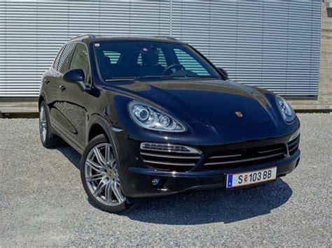 Porsche Cayenne S Diesel Test by Porsche Cayenne S Diesel Testbericht Auto Motor At