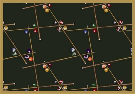 rug pool table snookered 169 billiard themed rug