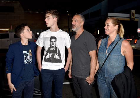 titus welliver family photos titus welliver photos photos the gunman premieres in