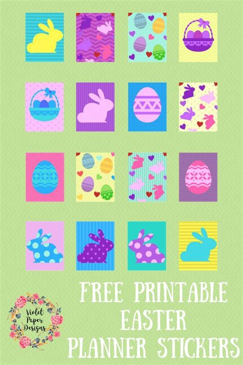 free printable easter planner stickers 2849 best millennial holidays images on pinterest