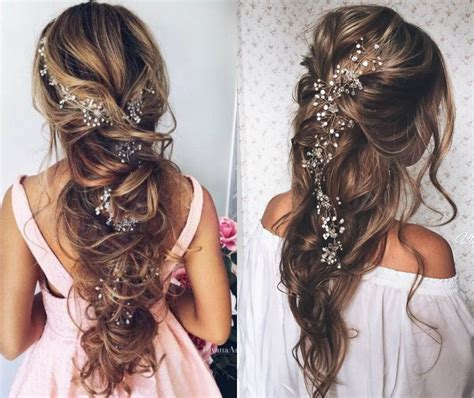Hairstyles For Hair Prom by Simply Adorable Prom Hairstyles 2017 Hairdrome