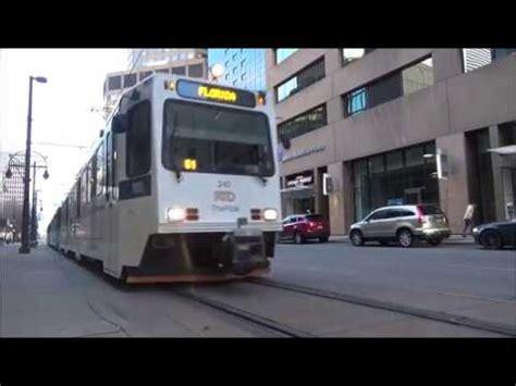 denver light rail hours denver light rail running at hour
