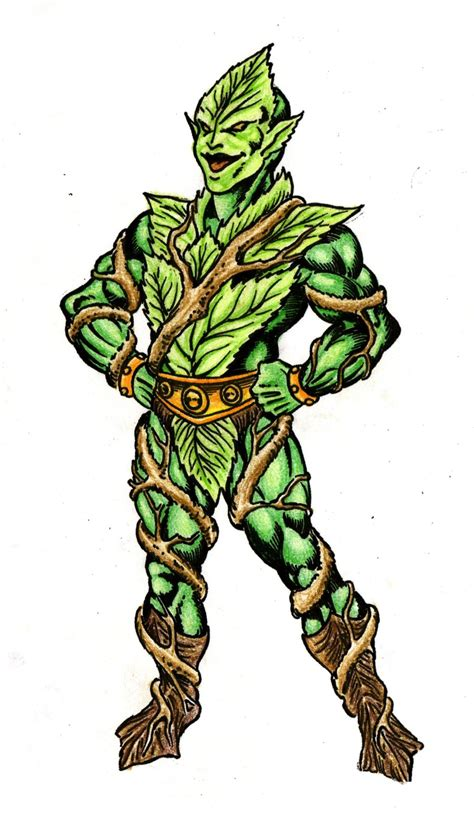 tree plant man by danbrenus on deviantart