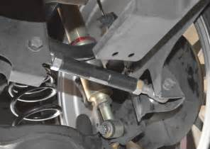 adjustable camber arm
