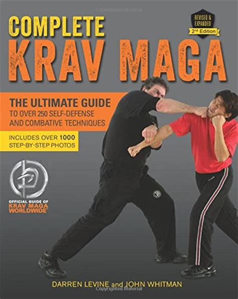 self defense the ultimate guide to beginner martial arts techniques books cheapest copy of complete krav maga the ultimate guide to