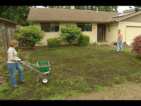 fixing up an old house how to fix a patchy weedy lawn this old house youtube