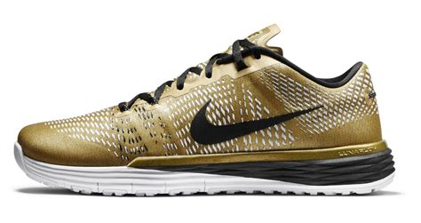 nike made gold sneakers for the world s greatest athlete sole collector