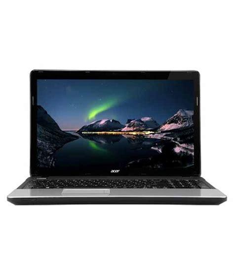 Laptop Acer Aspire E1 I3 acer e1 571 laptop 3rd intel i3 3110m 2gb ram