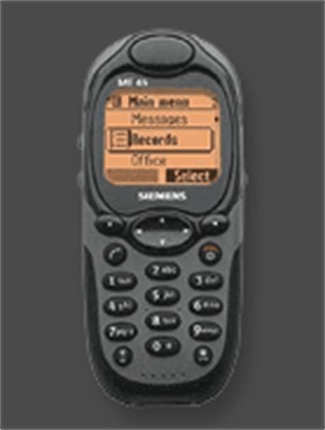 Buzzer Siemens Me45 dreambox supported phone models