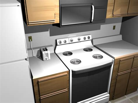Meja Stainless retro kitchen accessories decosee