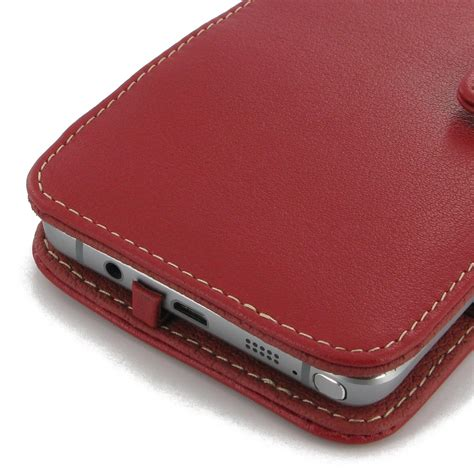 Flipcase Caseme Book Leather Flip Cover Samsung Galaxy S6 Edge samsung galaxy note 5 leather flip cover pdair book