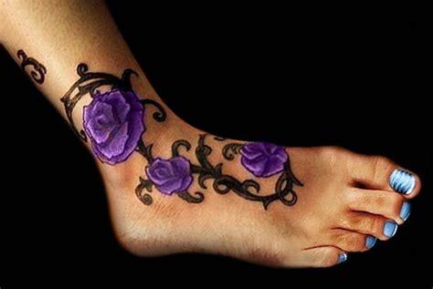purple tattoo 25 best ideas about purple flower tattoos on pinterest