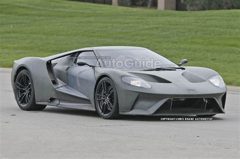 2017 ford gt spied starting ford focus