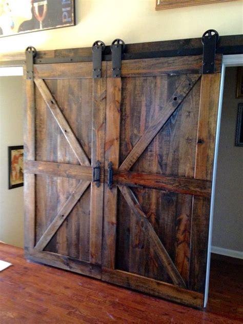 barn slider doors best 20 closet barn doors ideas on a barn