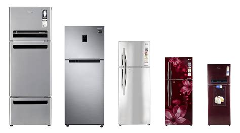 best refrigerator in india 2017 single door top 10 best door free refrigerators in india