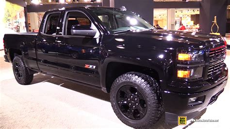 chevrolet silverado lt  midnight edition
