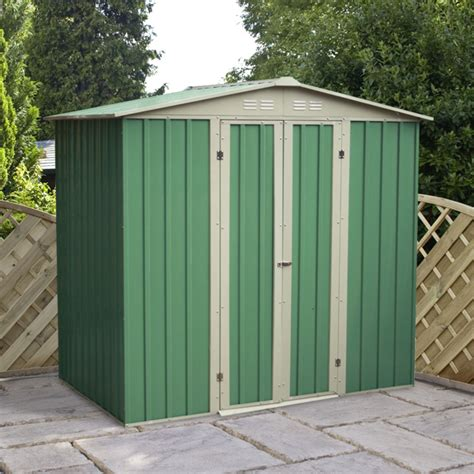 Metal Sheds 6x4 by Buy Metal Sheds Direct Apex Pent Designs For Sale