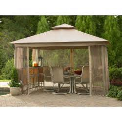 Garden Oasis Pergola With Canopy by Garden Oasis Clayton Replacement Canopy Outdoor Living