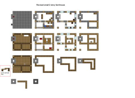 Restaurant Floor Plan Maker 2 story farmhouse mk2 wip by coltcoyote on deviantart