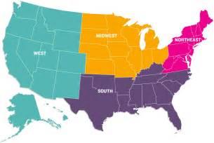 4 regions of map survival coalitionblog survival