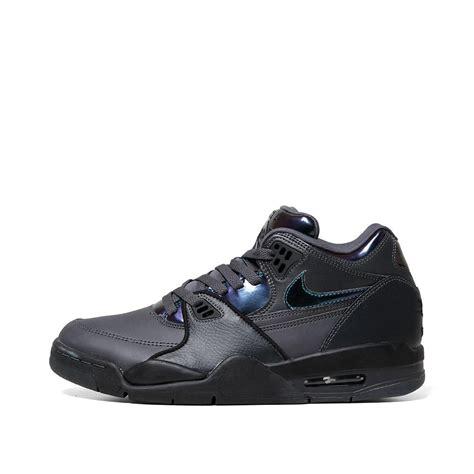air nike sneakers nike air flight 89 anthracite black teal