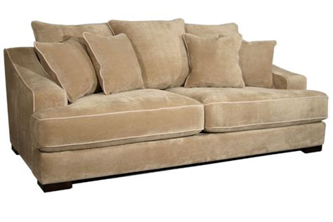 cooper microfiber sofa cooper collection in living room