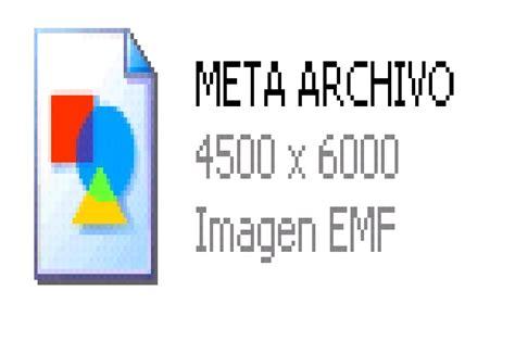 imagenes vectoriales wmf softdrivew13 tipos de formatos de im 224 genes