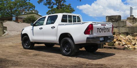 toyota truck deals hilux toyota hilux pickup truck parts accessories news