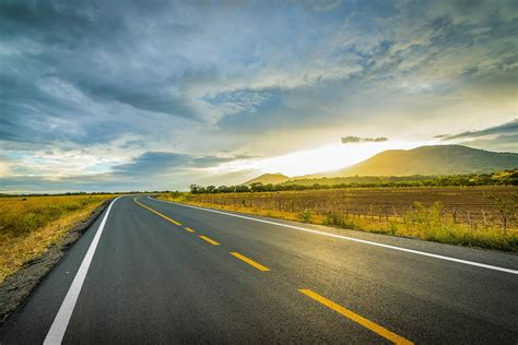 imagenes de carreteras asombrosas carretera la paz centro malpaisillo grupo santa fe