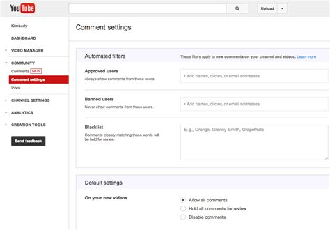 block youtube channels videos and comments with video manage your online reputation for families safety