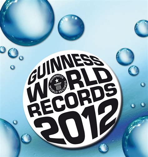 libro guinness world records 2012 книга рекордов гиннеса 2012 фото новости
