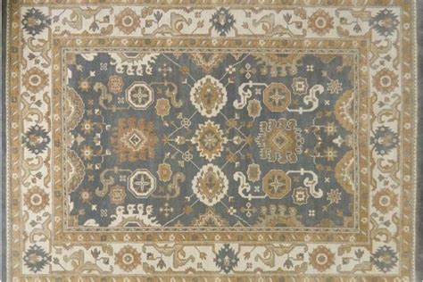 12 By 15 Rugs by Ideal Indoor Rugs Knotted Oushak Area Rug 12 X 15