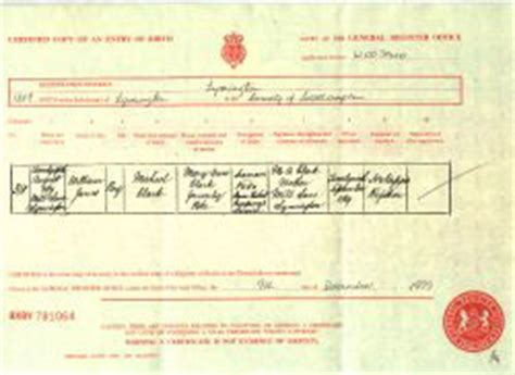 New South Wales Birth Records Sovereign Ancestry Uk Birth Marriage Certificates In Wales