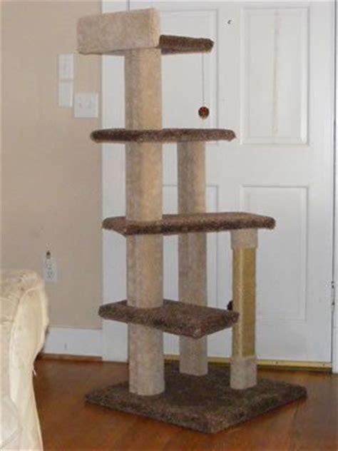 build cat tree house   find  plans  building