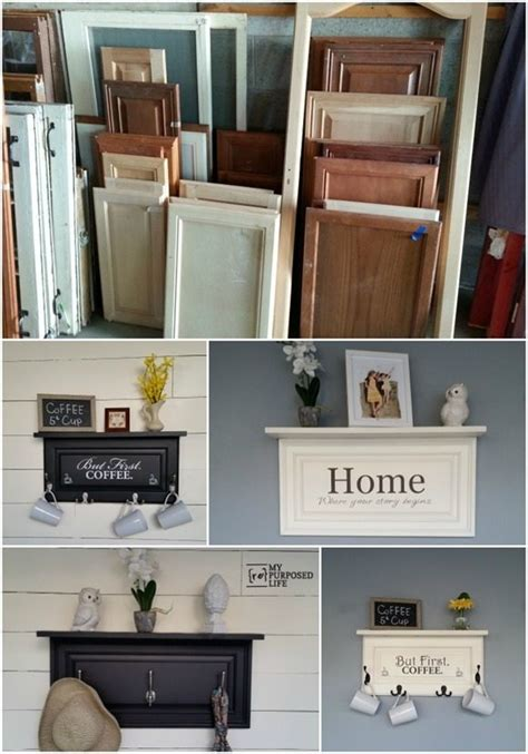 repurposing kitchen cabinets easy cabinet door projects my repurposed life