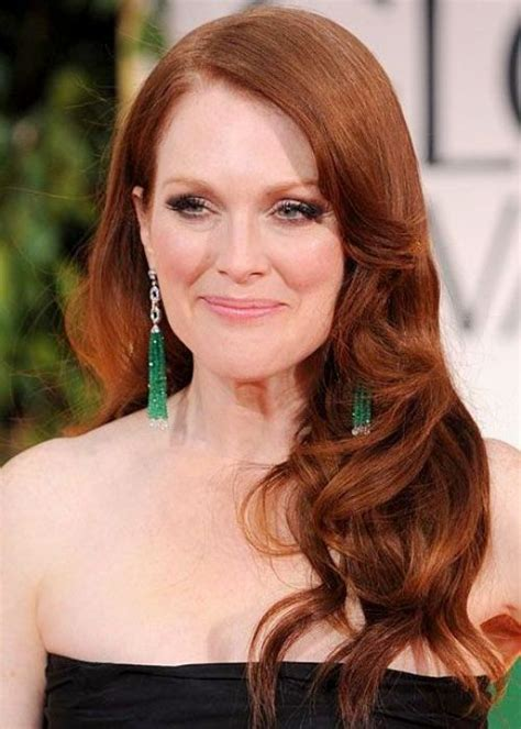 actress with long red hair 50 best red hair color ideas herinterest